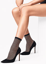 Wolford Triangle Ankle Highs
