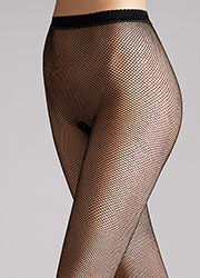 Wolford Twenties Fishnet Tights Zoom 3