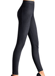 Wolford Velour Leggings Zoom 2