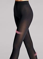 Wolford Velvet 66 Leg Support Tights Zoom 2