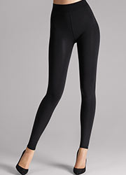 Wolford Velvet Sensation Leggings Zoom 1
